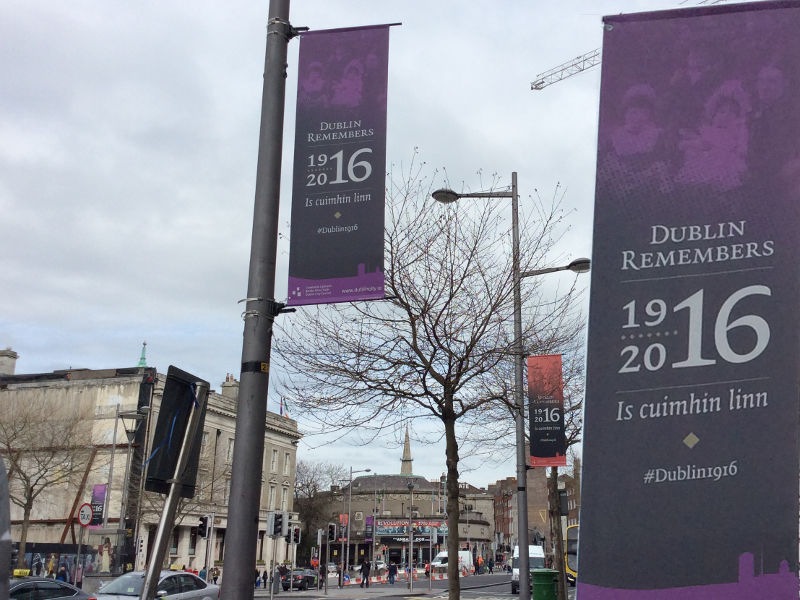 44. April 2016 - Dublin - 1916